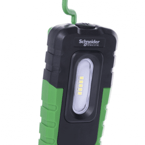 Goliath LED mini accu handlamp 280lm