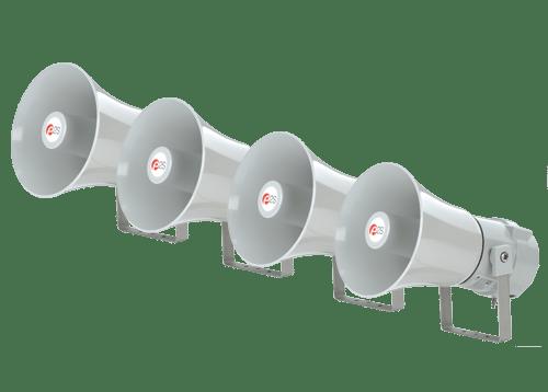 A131 warning system131dB(A)