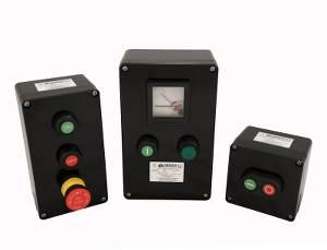 Abtech Control Stations – Non Metallic