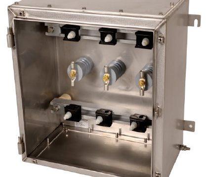 Abtech High Voltage enclosures