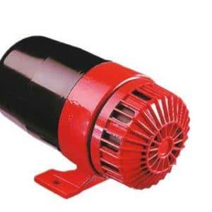 Motor driven Sirens – 120dB(A)– 127dB(A)