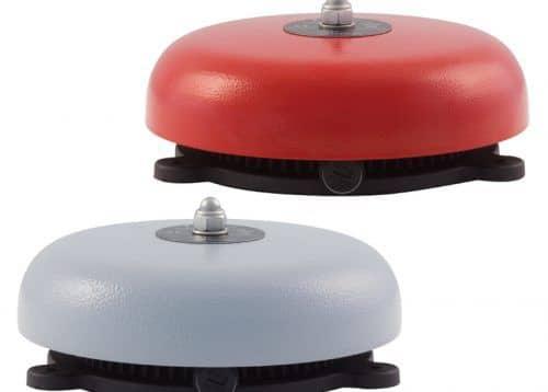 SIAD – Industrial Steel bell, flat base