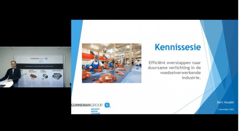 Kennissessie efficiënt overstappen op LED